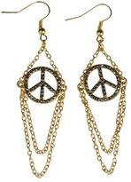 Tokyo Jane Gaya Grey Women's Earrings GO3010GREY