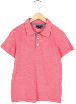 Oscar de la Renta Boys' Button-Up Polo Shirt