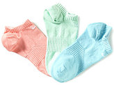 Nike Girls 3-Pack Cotton No Show Socks