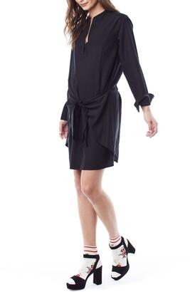 Loyal Hana Lucy Maternity/Nursing Shirtdress
