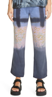 Collina Strada Hand Dyed Ankle Jeans