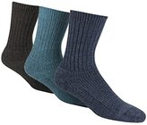 Wigwam Women's American Casual Sock Color Assortment (Pack of 3)