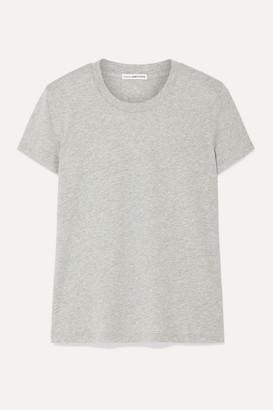 James Perse Vintage Boy Cotton-jersey T-shirt - Gray