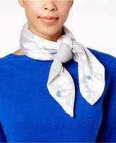 Vince Camuto Floral Triangle Scarf & Bandana In One