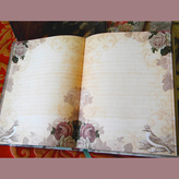 Van Asch Secret Heart Journal
