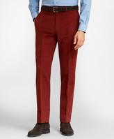Brooks Brothers Regent Fit Herringbone Dress Trousers