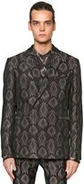 Etro Viscose & Silk Jacquard Tailored Jacket