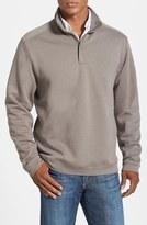 Cutter & Buck Men's Big & Tall 'Decatur' Pima Cotton Pullover