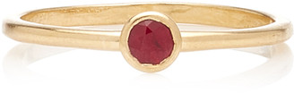 Octavia Elizabeth Ruby Stack Ring