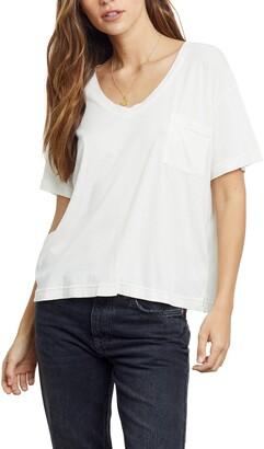 Rails Libby Cotton Blend Pocket T-Shirt
