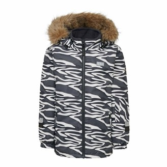 Lego Wear Girls' Tec Play LWJOSEFINE 712-Skijacke/Winterjacke Jacket