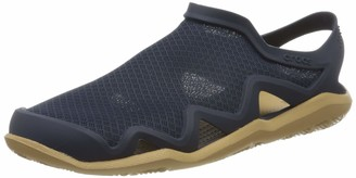 Crocs Men's Swiftwater Mesh Wave Sandal Water Shoe