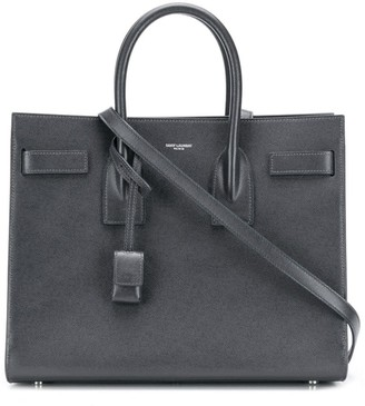 Saint Laurent top handles tote bag