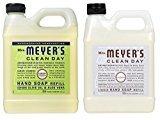 Mrs. Meyer's Mrs. Meyers Liquid Hand Soap Lavender & Lemon Verbena, 33 Oz Refill (Each)