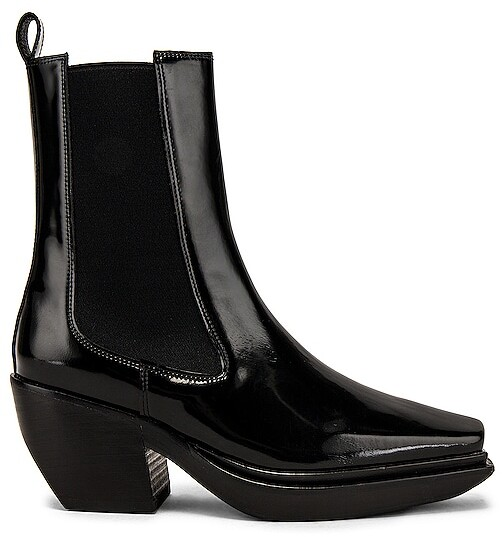 Thumbnail for your product : Jeffrey Campbell Zelton Bootie