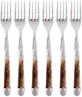Laguiole Forge de Stag Horn Forks - Set of 6