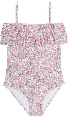Melissa Odabash Kids Ivy floral swimsuit