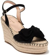 Kate Spade Fanni Platform Wedge Espadrille Sandal