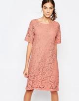Selected Dacia Lace Shift Dress