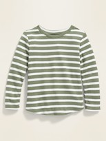 Old Navy Thermal-Knit Long-Sleeve Tee for Toddler Girls