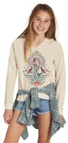 Billabong Girl's Surf Tribe Graphic Hoodie