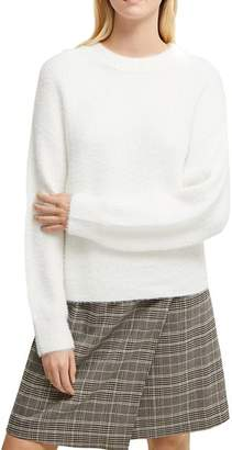 French Connection Rufina Textured High-Neck Sweater