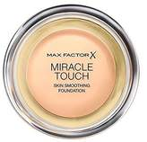 Max Factor Miracle Touch Foundation Creamy Ivory 40 (Pack of 6)