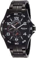 Titan Men's 'Octane' Quartz Stainless Steel Casual Watch, Color: (Model: 1702NM01)
