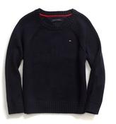 Tommy Hilfiger Solid Crewneck Sweater