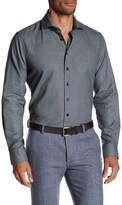 Toscano Geo Dot Regular Fit Shirt