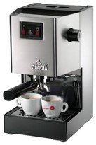 Gaggia Classic Brushed Espresso Machine - Stainless Steel 14101