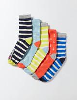 Boden 5 Pack Socks