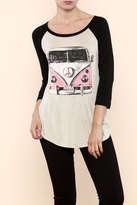 Lovely Souls Free Spirit Graphic Tee