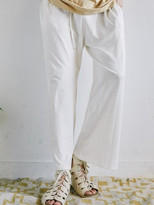 [Unisex] Wide Pants White