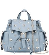 RED Valentino star studded backpack - women - Calf Leather - One Size