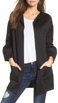 Cotton Emporium Women's Ruffle Sleeve Cardigan