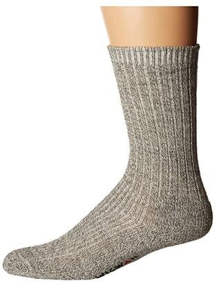 Wigwam Countryside (Grey Twist) Crew Cut Socks Shoes