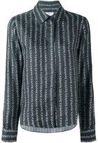 Carven chain print shirt