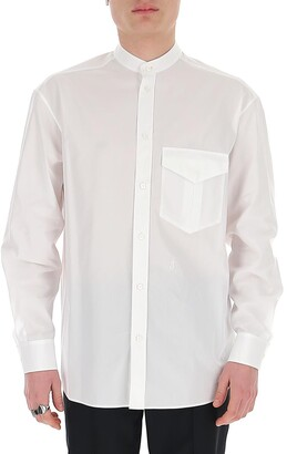 Jil Sander Front Pocket Shirt