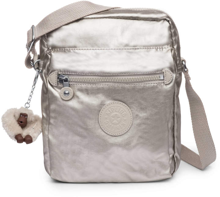 Kipling Livie Small Metallic Crossbody Bag