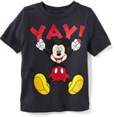Old Navy Disney© Mickey Mouse Graphic Tee for Toddler Boys