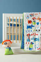Carolyn Gavin Canine Collective Toddler Quilt