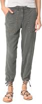 Young Fabulous & Broke YFB Clothing Hayden Studded Pants