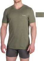 Columbia Omni-Wick® V-Neck T-Shirts - 2-Pack, Short Sleeve (For Men)