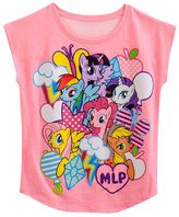 My Little Pony lace-inset tee - girls 7-16