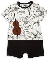 Dolce & Gabbana Baby's Printed Romper