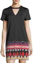 Julie Brown Danica Short-Sleeve Dress