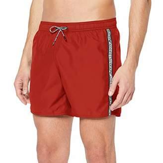 Emporio Armani Men's 9p420 Swim Trunks,(Size: 50)