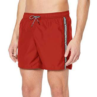 Emporio Armani Men's 9P425 Trunks (Manufacturer size: 50)