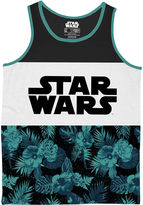 Star Wars STARWARS Simplified Graphic Tank Top